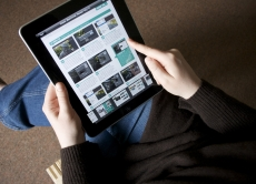 Half the UK population will own a tablet