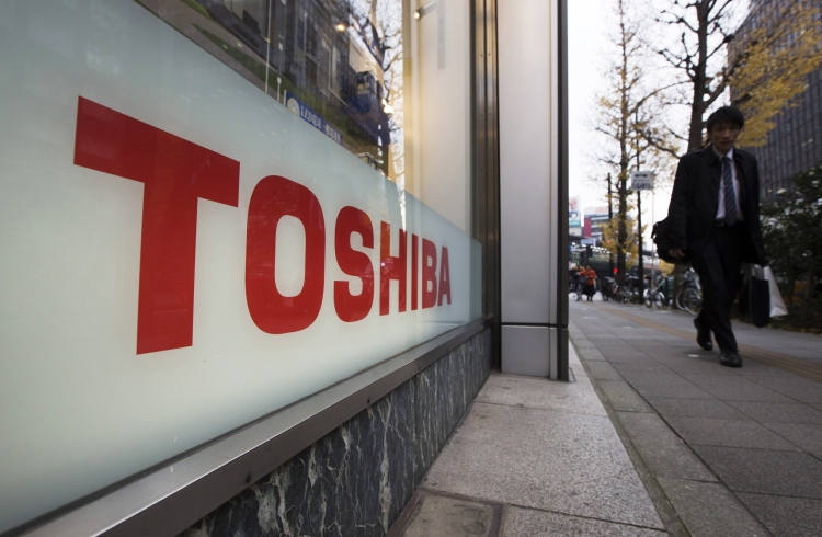 Toshiba, Western Digital Are Negotiating on Deal, Kyodo Says