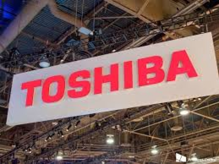 Toshiba quarterly profit jumps on strong memory chip demand