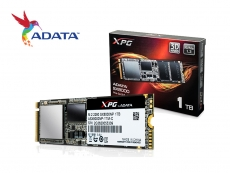 ADATA announces XPG SX8000 M.2 gaming SSD