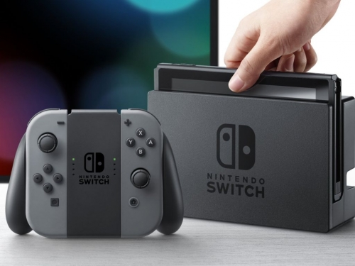 Nintendo reveals more Switch console details