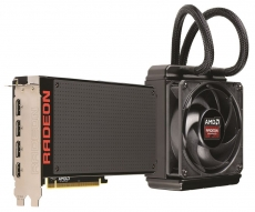 AMD Radeon R9 Fury Pro revealed