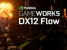 Nvidia shows its GameWorks Flow technology
