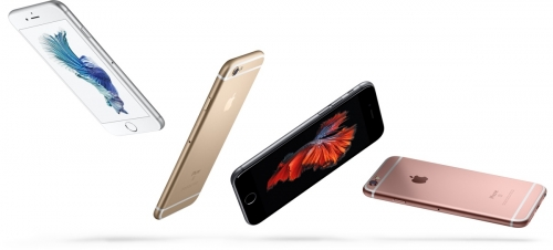 iPhone 6S and 6S plus up for preorders