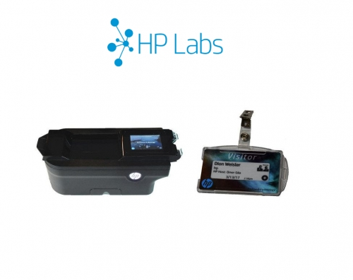 HP develops IonTouch rewritable system for plastic cards