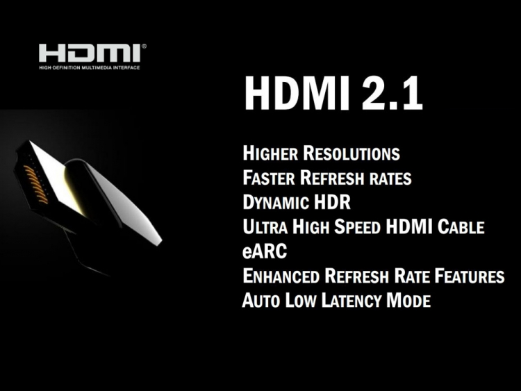 HDMI 2.1 officially launched, supports upto 10K resolution