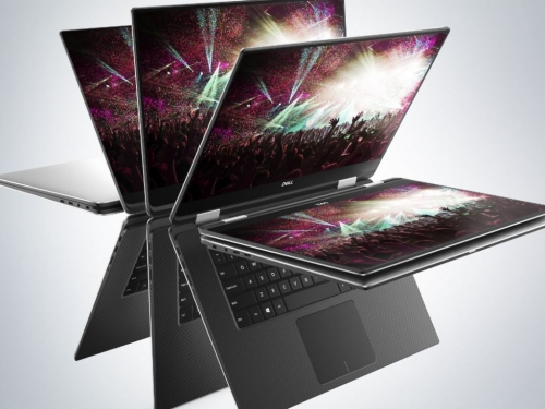 Dell's XPS 15 2-in-1 with RX Vega M GL GPU tested
