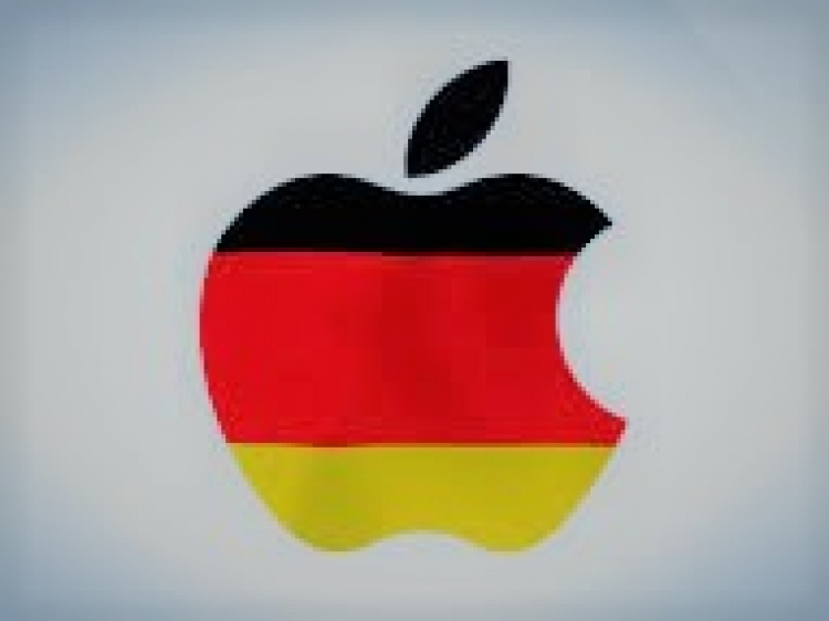 Apple to sell iPhones in Germany with only Qualcomm chips