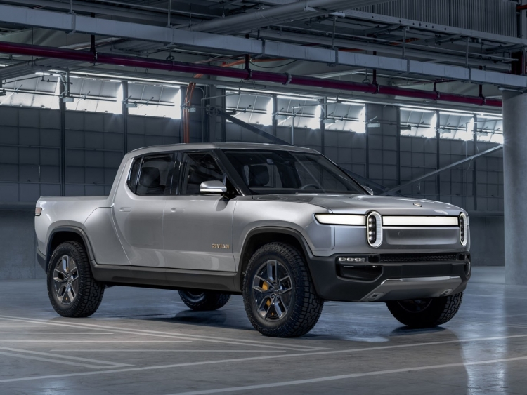General Motors and Amazon may back electric truck startup Rivian, report says