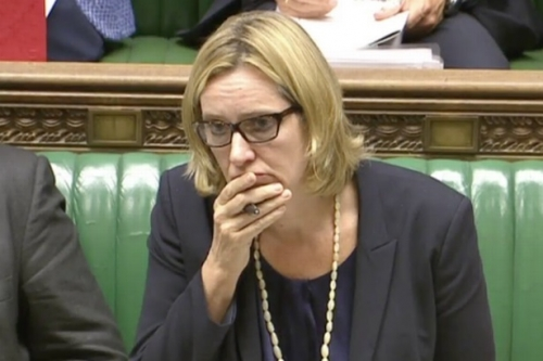 UK's Home Secretary admits she does not understand encryption