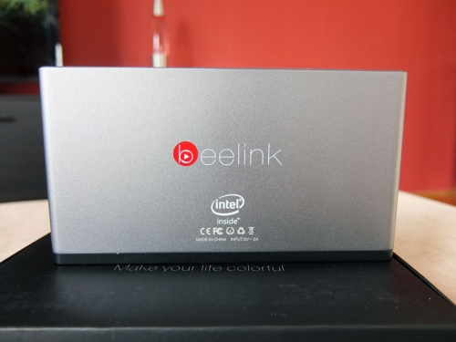 Beelink Pocket P1 review, a micro-PC with a twist