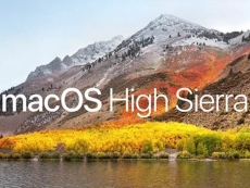 MacOS 10.13 High Sierra announced