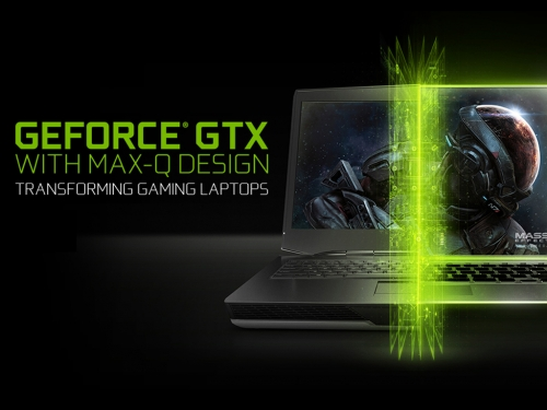 Nvidia may launch Max-Q versions of GTX 1050/1050 Ti