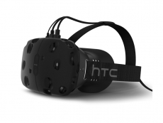 Hands-on with HTC Vive headset and SteamVR demo at CES 2016