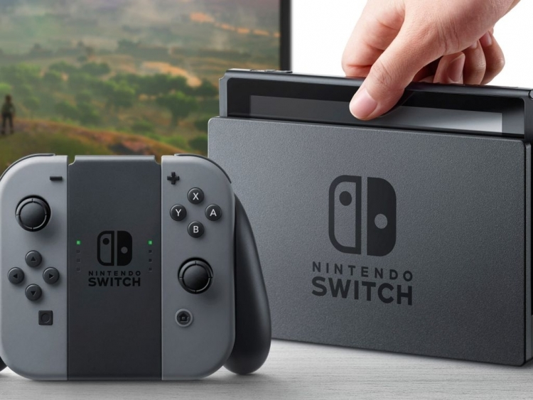 Nintendo Switch Bursts through 10 million Sales Milestone
