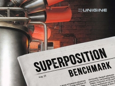 Unigine releases new Superposition benchmark