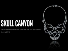 Intel preparing new high-end Skull Canyon NUC