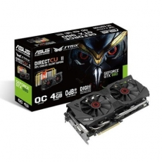 ASUS releases GeForce GTX 980 Ti Strix Graphics Card