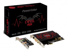Powercolor unveils Devil HDX sound card at Computex 2015
