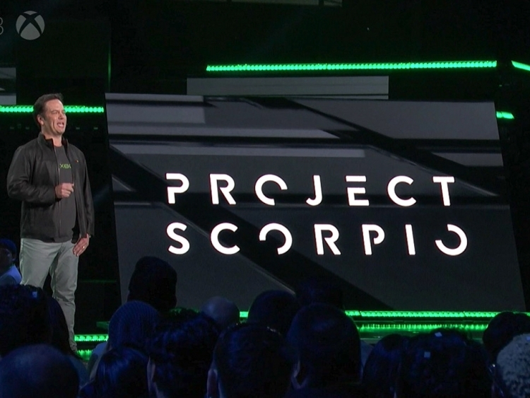 Xbox Scorpio Update; Integrated Power Supply and 4K DVR Support
