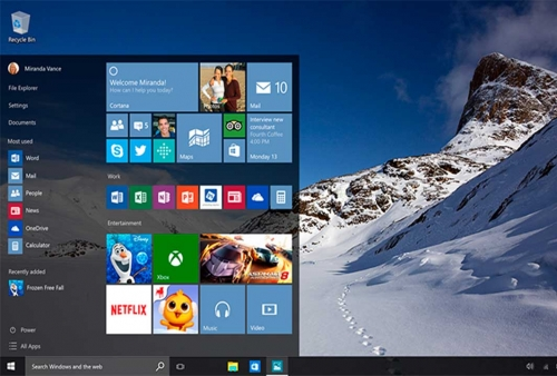 Microsoft claims it is not auto upgrading Windows 10