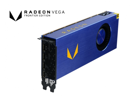 Radeon Vega FE comes with dual mode drivers