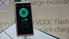 New Super VOOC charging technology out