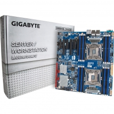 Gigabyte shows off dual socket workstation motherboard