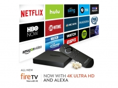 Amazon launches the new Fire TV