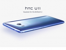 HTC officially unveils the U11 flagship smartphone
