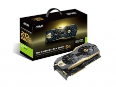 Asus launches 20th Anniversary Gold Edition GTX 980 Ti