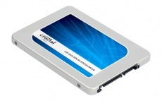 Crucial announces BX200 series SSDs