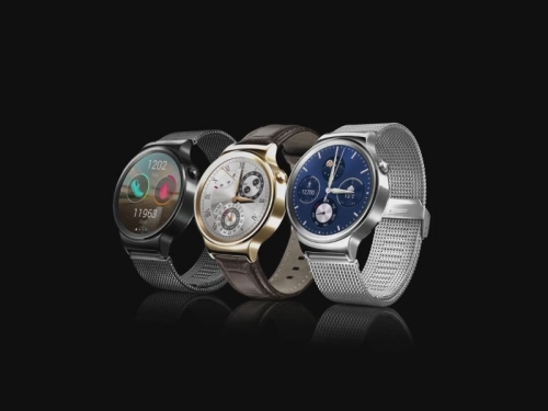 Huawei enters Android Wear market in style