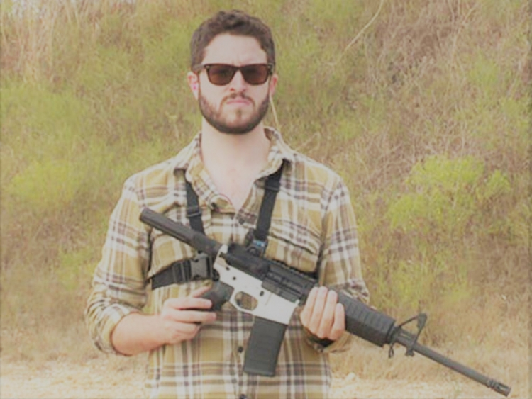 Cody Wilson, the Arkansas-born plastic gun promoter, charged with sexual assault