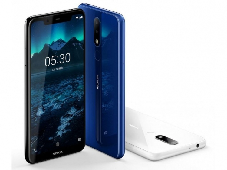 Nokia 3.1 Android One phone launched in India