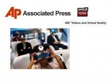 AMD teams up with Associated Press for VR journalism