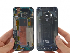 iFixit forces HTC One M9 open