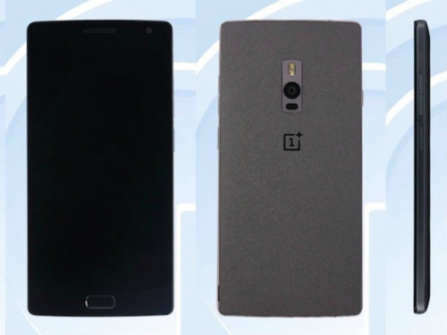 LG G4 looking OnePlus 2 pictured