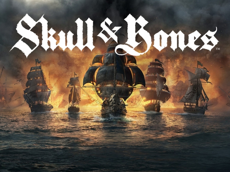 Skull & Bones' Cinematic and Gameplay Trailers Look Impressively Explosive