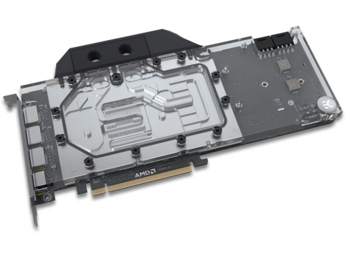 EKWB announces its AMD Vega water blocks