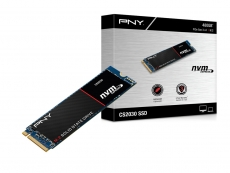PNY unveils new CS2030 series NVMe SSDs