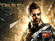 AMD bundles Deus Ex: Mankind Divided with some CPUs