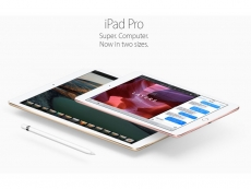 Apple unveils new 9.7-inch iPad Pro