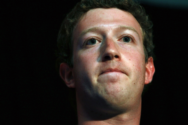 Facebook CEO Meets With Conservatives