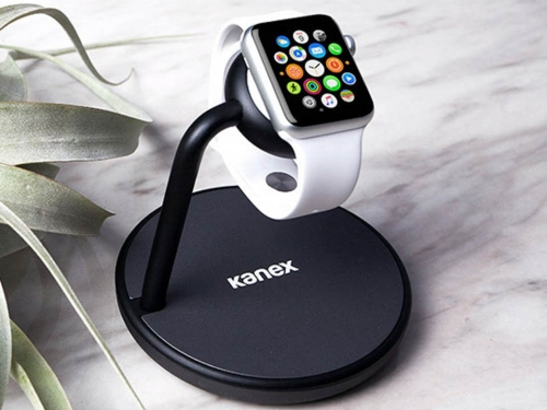 Kanex announces GoPower stand for Apple Watch