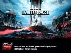 AMD bundles Battlefront with Fury