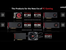 AMD officially launches the new Radeon R9 390 series