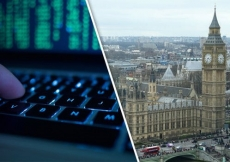 UK political hack was carried out by amateurs