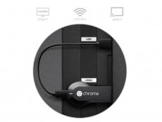 Google Chromecast gets Ethernet adapter