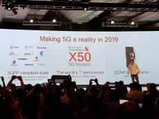 Qualcomm expects 5G in 1H 2019